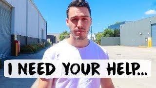 I NEED YOUR HELP... | Australia - VLOG #85