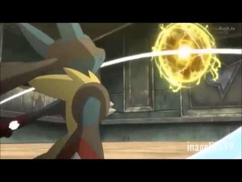 Pokemon XY AMV - Take It Out On Me / War Of Change