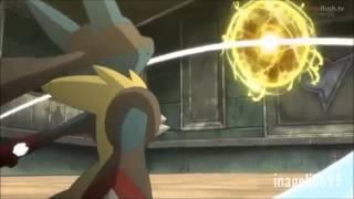 Pokemon XY AMV - Take It Out On Me / War Of Change