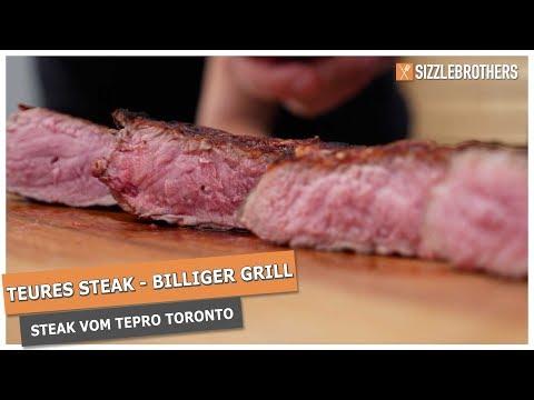 Tepro Toronto Holzkohlegrill Grill : Tepro garten toronto xxl grillwagen holzkohle grill thermometer im