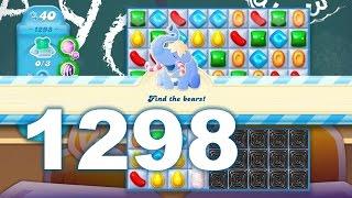 Candy Crush Soda Saga Level 1298 (No boosters)