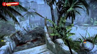 Dead Island Gameplay part #45 PC One Foot in the Grave