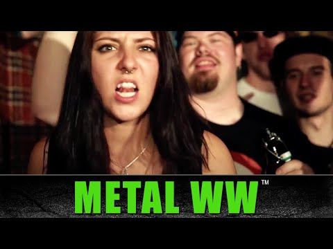 BLACKWATER - RAISE YOUR GLASS - METAL WORLDWIDE (OFFICIAL HD VERSION MWW)