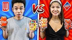 MARQUE VS SOUS MARQUE CHALLENGE !!