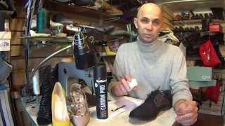 Красивая обувь.  Как сохранить красоту обуви Collonil CARBON PRO