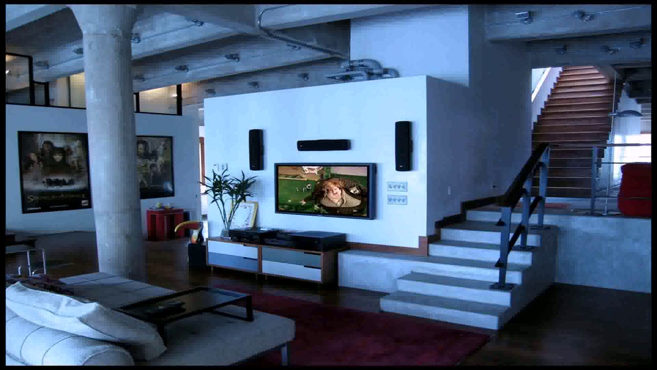 Home Theatre Room Design Layout Youtube
