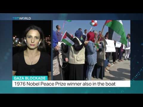 Israeli Navy intercepts aid boat bound for Gaza