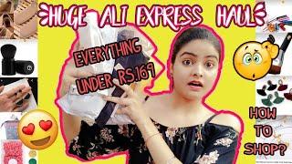 AliExpress Haul(Hindi) Club Factory से भी सस्ता⁉️????