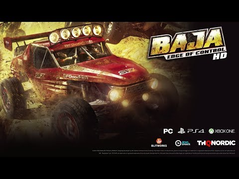 Baja: Edge of Control HD - Gameplay-Trailer