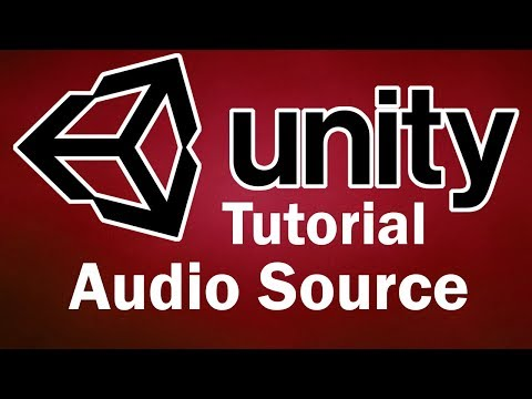 Unity Audio Source Game Objects