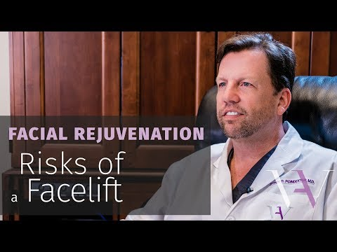 Risks of Facelift and How to Handle Them