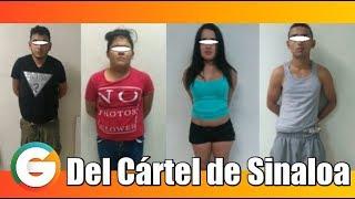 Célula del CDS detenidos #Chihuahua