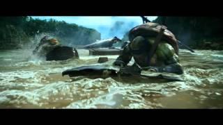 Черепашки-ниндзя 2 - Трейлер №2 (дублированный) 1080p