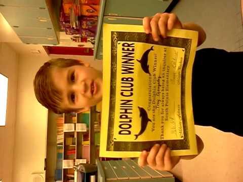Troy wins Dolphin club