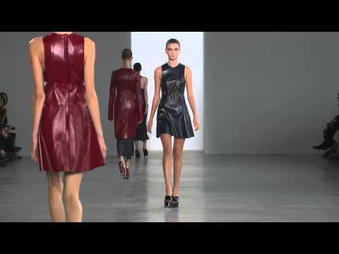 Calvin Klein   Spring Summer 2015 Full Fashion Show   Exclusive