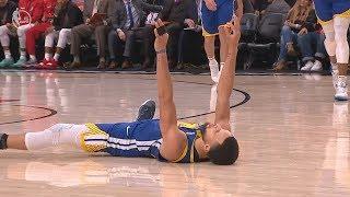 Curry 36 Pts! Draymond Triple Double Game 3 Blazers! 2019 NBA Playoffs