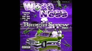 Download Woss Ness - U Can't Ride & Blo My Weed (Slowed & Chopped) Dj Screwhead956 Mp3 and Videos