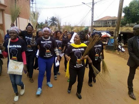 Breaking News! Kah Walla's Women protesters arrested earlier have been free in Yaounde!