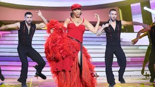 Cristina Ramos imita a Jennifer López en 'Let's get loud' - Tu Cara Me Suena