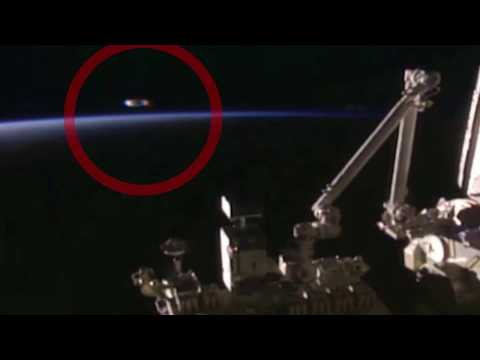 Nasa cuts live feed from International Space Station after UFO is seen