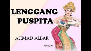 Lenggang Puspita - Ahmad Albar (Lirik)