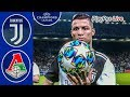 PES 2020 - JUVENTUS Vs LOKOMOTIV MOSKVA - UEFA Champions League - UCL - Gameplay PC