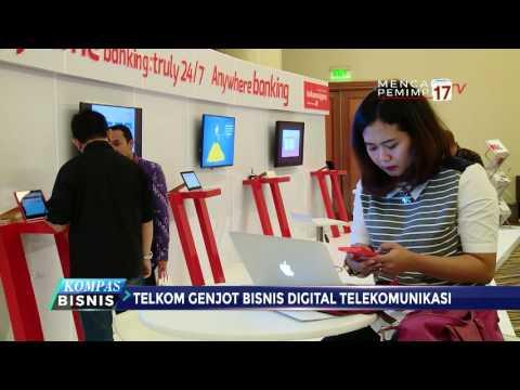 PT Telkom Indonesia Fokues ke Bisnis Digital Telekomunikasi