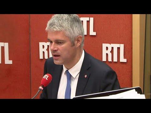 Laurent Wauquiez répond aux questions des auditeurs