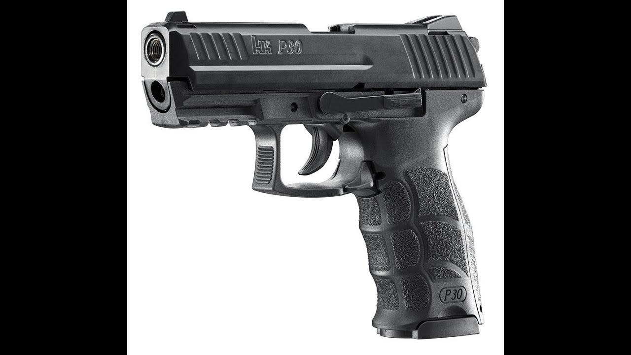 Heckler & Koch USP Compact Semi-Auto Pistol