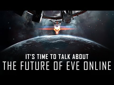 The Future of EVE line: Vegas Review + Alpha Changes, Structure Fixes, More!