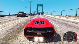 GTA 5 TOP SPEED Driving Compilation #3 (Grand Theft Auto V Mods Gameplay Moments)