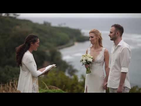 L&R Dream Wedding 25.2.2017 Kauai, Hawaii