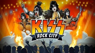 KISS Rock City Android Gameplay ᴴᴰ