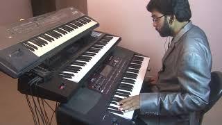 Tu Cheez Badi Hai Mast Mast | Keyboard Player Harjeet singh pappu | Instrumental | Use 🎧🎧