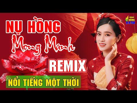 Nụ Hồng Mong Manh, 999 Đóa Hồng - Liên Khúc Nhạc Hoa Lời Việt Remix NỔI TIẾNG THỜI 7X 8X 9X