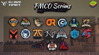 [Hindi] PMCO South Asia Scrims • PUBG Mobile • Villager Esports | Bluestacks