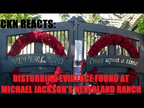 CKN Reacts to the Discoveries Found at MICHAEL JACKSON's Neverland Ranch