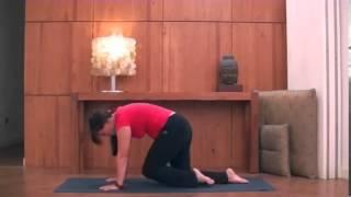Йога для начинающих видео полная версия