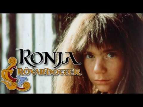 Ronja Rövardotter - Sånger