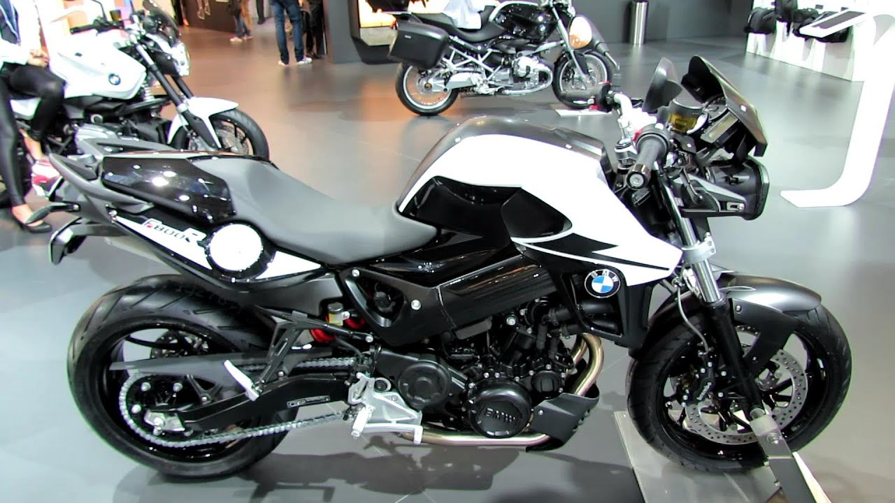 2014 BMW F800R Walkaround