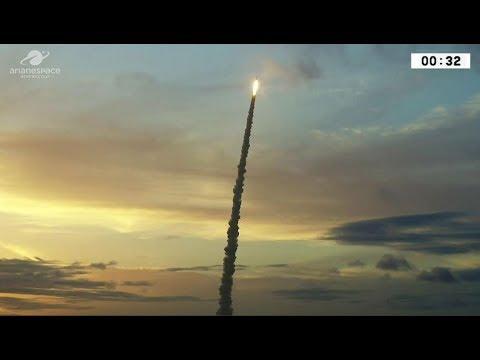 Lancement d'Ariane 5 VA248 (20/06/19)