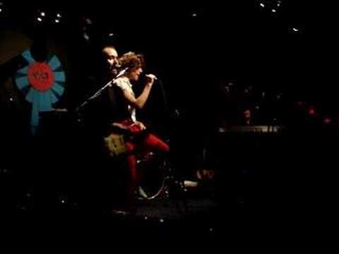 "Mika ""Relax Take It Easy"" at Ronnie Scott's showca"