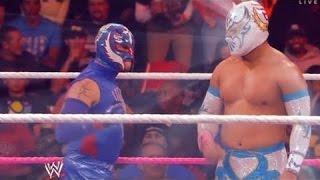 "WWE Sin Cara  ""Nosa Nosa""  HD"