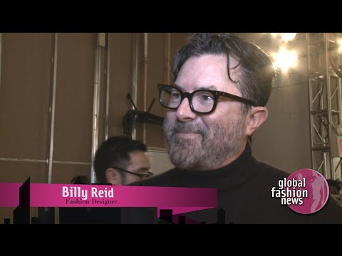 Billy Reid | Fall Winter 2016 Men's Interview | Global Fashion News