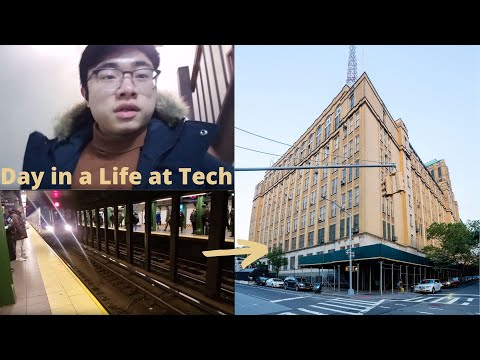 Day in the life of a Brooklyn Technical High School Junior