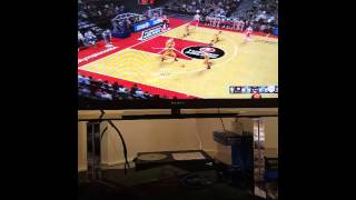 Nba2k16 invisible players