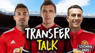 ALEX SANDRO, BERNARDESCHI & MANDZUKIC   3 Players Man Utd Should Sign From Juventus   Transfer Talk