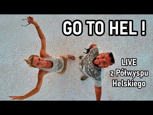 Go to Hel - live z Półwyspu Helskiego (vlog 109)