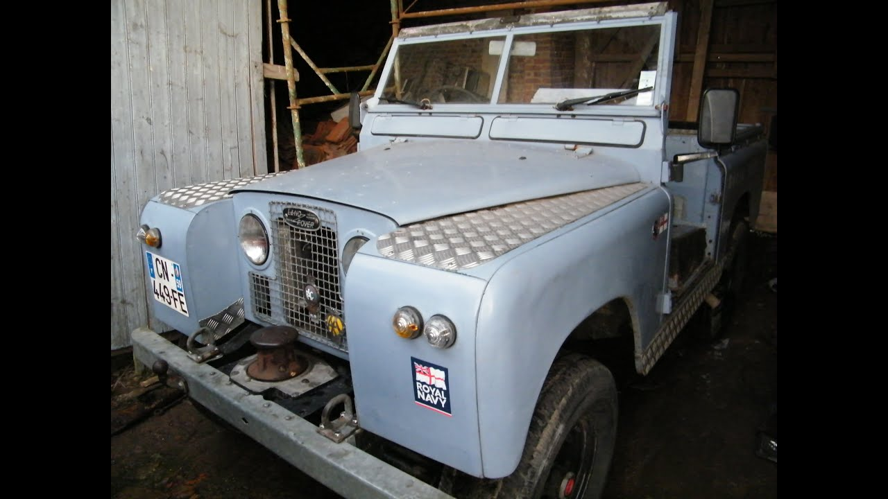 Land Rover Series 2a 1965