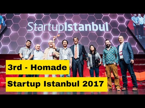 Homade - Startup Istanbul Finalists